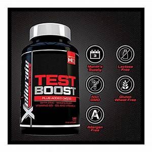 Test Boost For Men