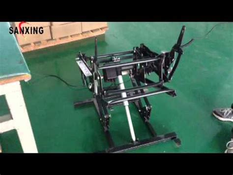Sanxing Linear Actuator Series for the Massage Chair and