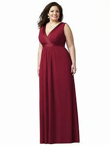 plus size bridesmaid dresses burgundy With burgundy wedding dresses plus size