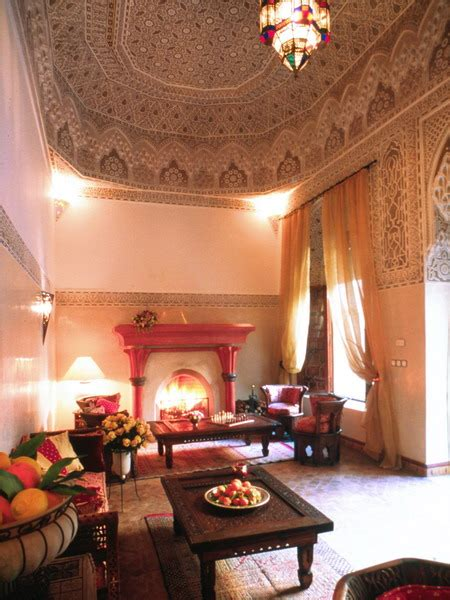 Picture Of Moroccan Style Living Room Design Ideas