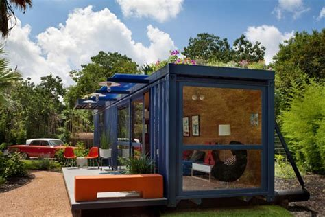 container guest house  jim poteet interior design