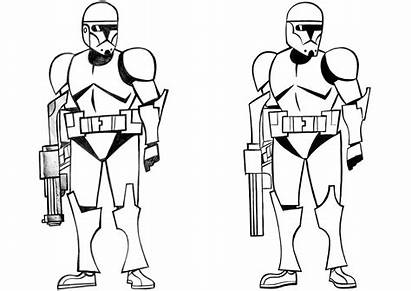 Coloring Wars Star Pages Stormtrooper Printable Lego