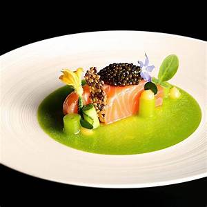 #salmon | Star food, Fine dining recipes, Food presentation