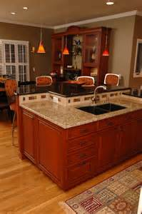two tier kitchen island exceptional two tier kitchen island plans with undermount bowl kitchen sink also
