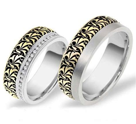 introducing a new romeo juliet wedding bands line of