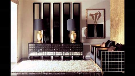 Art Deco Decor Ideas  Home Art Design Decorations Youtube