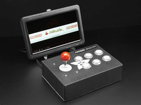 Raspberry Pi Mame Cabinet Kit by Raspberry Pi Arcade Cabinet Pack Id 3272 59 95