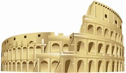 Colosseum Clipart Clip Colliseum Web Landmarks Clipartpng