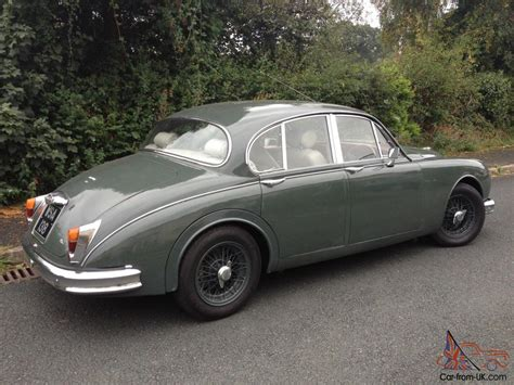 Jaguar Mk2 Badged 38 Uprated Classic Saloon