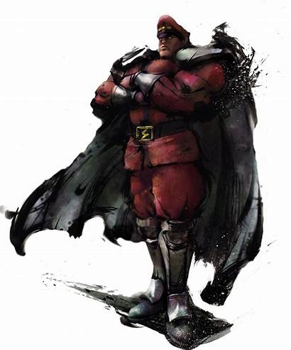 Bison Fighter Street Characters Vs Iv Ii