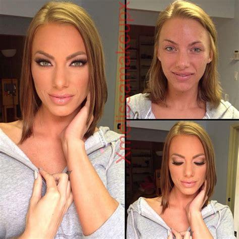 porno stars ohne make up