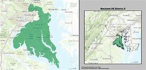 Maryland's 5th congressional district - Wikipedia