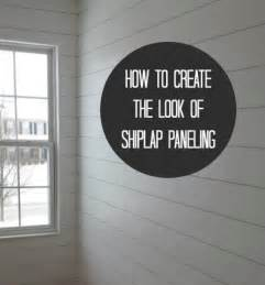 Installing Drywall On Ceiling In Basement by How To Hang Fake Shiplap Paneling