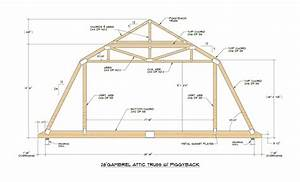 mk shed gambrel roof calculator With cost of trusses