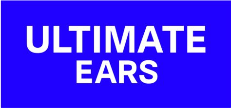 ultimate ears wikipedia