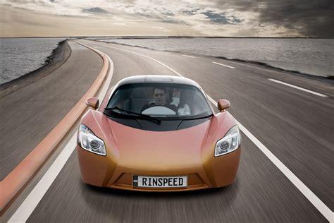 2009 Rinspeed IChange | Top Speed