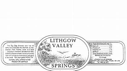 Zig Zag Brewery Lithgow Springs Valley