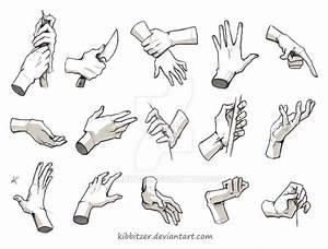 Hands Reference 3 by Kibbitzer on DeviantArt