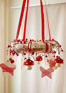 Weihnachtskranz Selber Basteln : weihnachtskranz zum aufh ngen handmade kultur ~ Eleganceandgraceweddings.com Haus und Dekorationen
