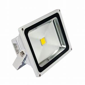 Irradiant head white led day light outdoor wall