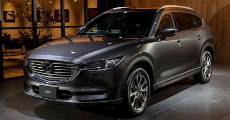 It is available in 7 colors, 4 variants, 2 engine, and 1 transmissions option: 2020 Mazda CX-8 gets a number of updates in Japan ...