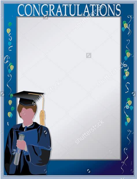 sample graduation invitations psd vector eps word