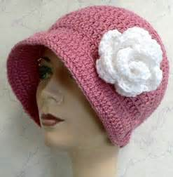 Free Crochet Flapper Hat Pattern