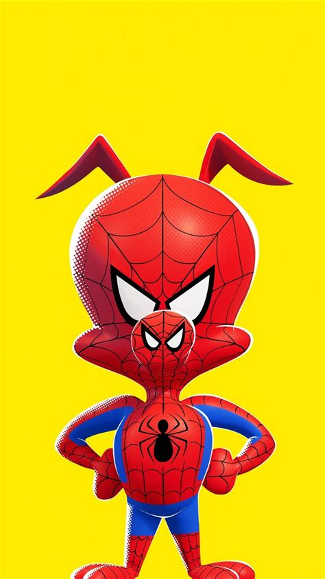 wallpaper spider man   spider verse