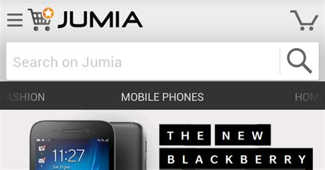 All About Smartphones Jumia Launches Its First App For