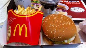 McDonald's Customer Punched Employee Because Restaurant ...