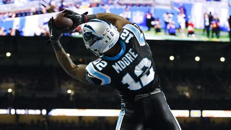 fantasy football waiver wire target panthers dj moore