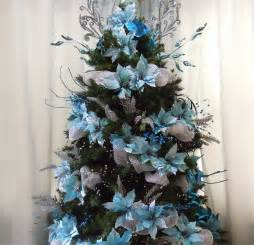 seasontry turquoise and silver tree