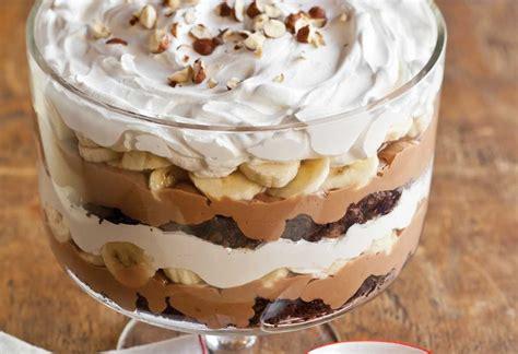 nutella banana pudding recipe celebrate magazine