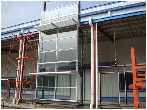unitized curtain wall system products china products