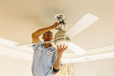 Ceiling Fan Care Tips Leesburg Electrician Sescos
