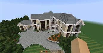 siege social casa minecraft mansion schematic images