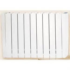 thomson digital plus 1000 watts radiateur a inertie With porte d entrée alu avec radiateur soufflant céramique salle de bain