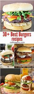 30+ Best New Burger Recipes