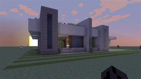 minecraft minimalist modern house xbox  minecraft project