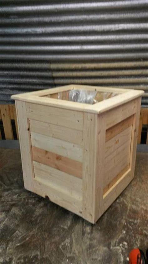 pallet wooden box pallets designs