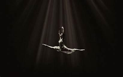 Ballet Ballerina Dance Background Laptop Wallpapers Bw