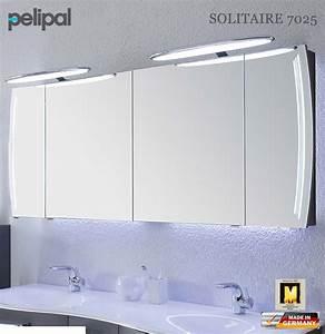 Spiegelschrank 12 Cm Tief : pelipal solitaire 7025 led spiegelschrank 180 cm 7025 sps 12 impuls home ~ Indierocktalk.com Haus und Dekorationen