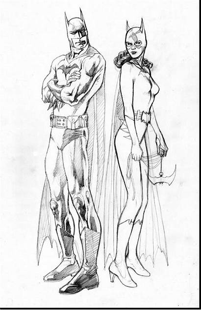 Coloring Batman Catwoman Knight Dark Robin Kolorowanki