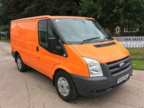 Ford Transit Awd by Ford Transit T330 Swb Awd 4x4 Workshop In