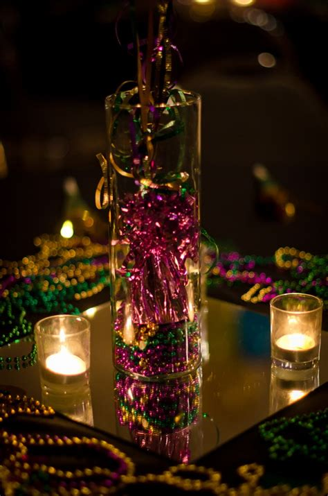 mardi gras candle decorations family holidaynetguide