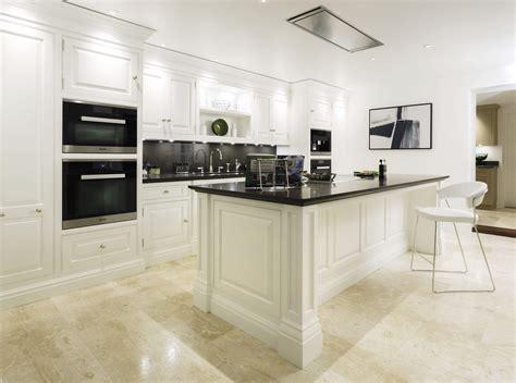 Classic White Kitchen   Tom Howley
