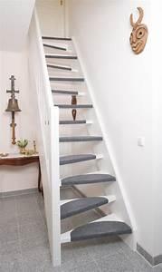 Treppe Zum Dachboden Nachträglich Einbauen : raumspartreppen mit klasse treppenbau vo ~ Orissabook.com Haus und Dekorationen