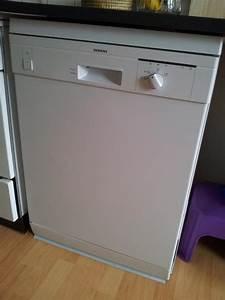 Siemens spulmaschine in furth geschirrspuler kaufen und for Siemens spülmaschine