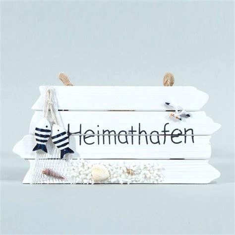 Badezimmer Deko Anker by Heimathafen Holzschild Deko Gt Gt Maritime Deko Einrichtung