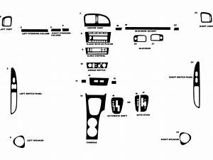 2004 Ford Thunderbird Dash Kits